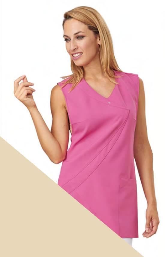 18BSF - WOOPY SCAMICIATO DONNA - Fucsia