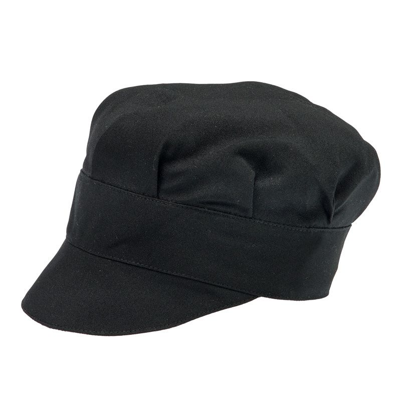 Gb9-F337E - Cappello Tommy - Nero