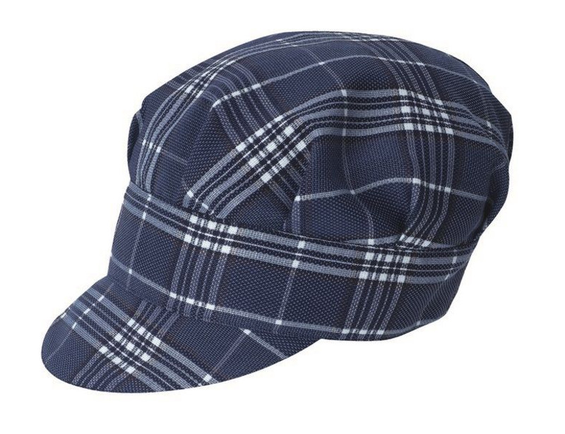 Gb9-C388A - Cappellino Tommy Scozzese - Blu