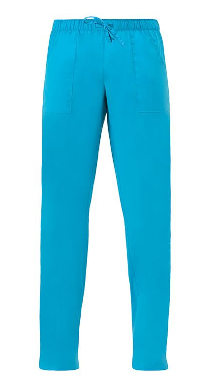 Gb9-M79A -PANTALONE CHICAGO - Turchese